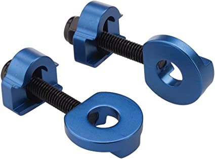 Promax C-2 Chain Tensioners for 3//8//10mm Axles Blue