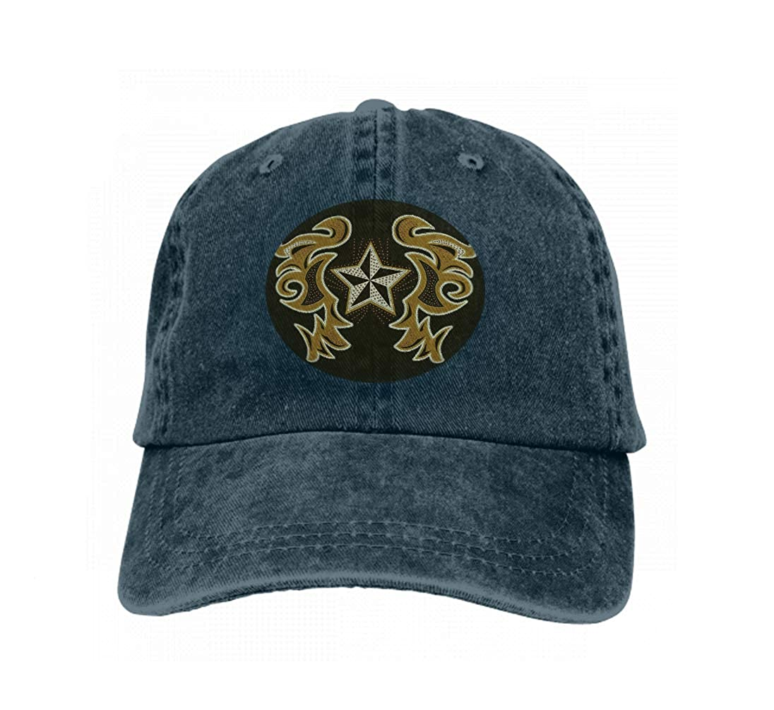Xunulyn Trucker Hat Unisex Adult Baseball Mesh Cap Rockstar Modern ...