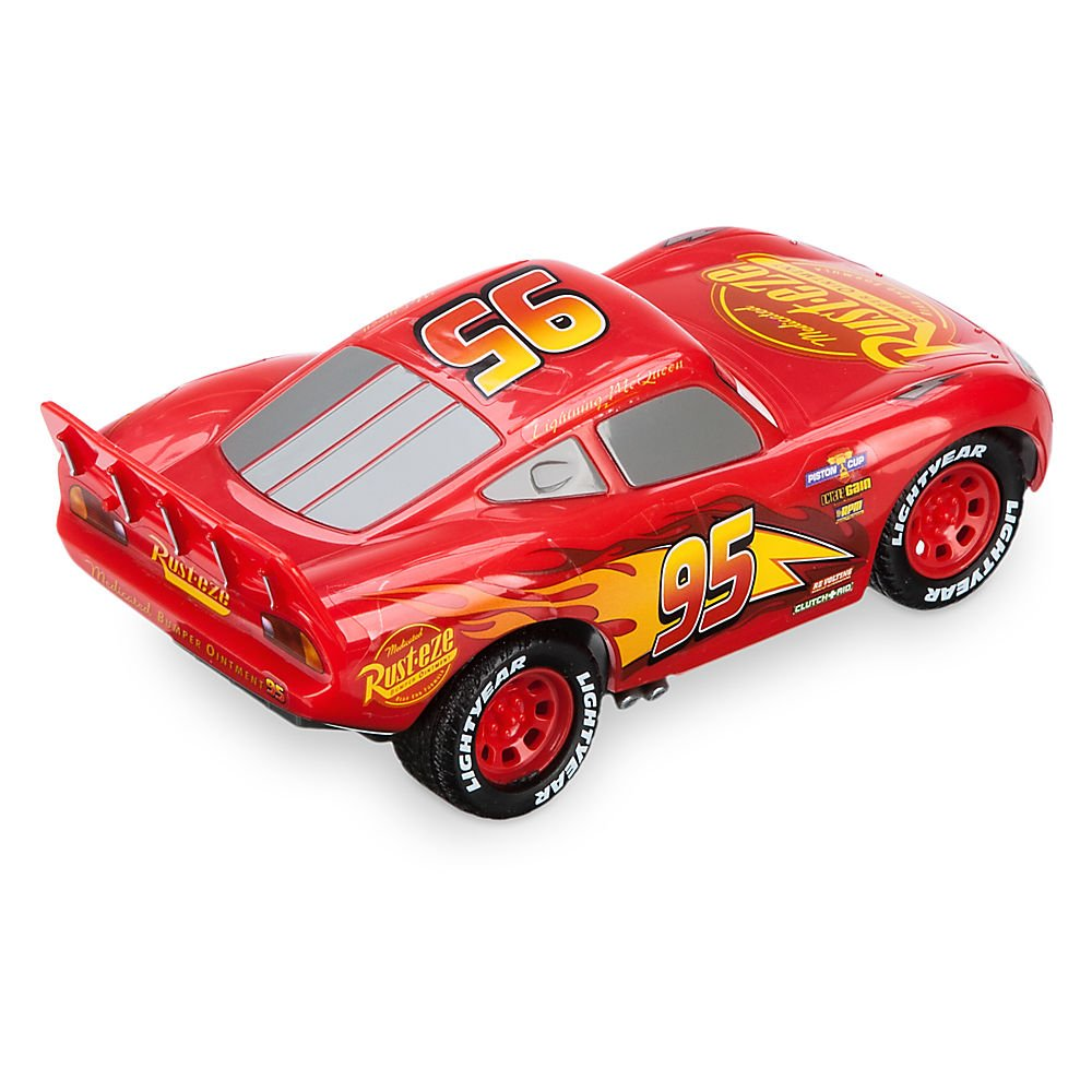 Amazon.com: Disney Lightning McQueen Remote Control Vehicle461026172230: Toys & Games