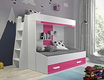 Etagenbett 120 Cm Breit : Furnistad etagenbett für kinder beta doppelstockbett mit leiter