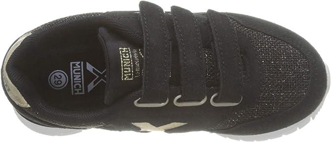 Zapatillas de Deporte Unisex Ni/ños Munich Dash Kid 33