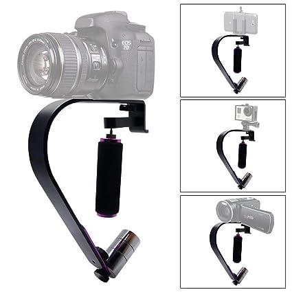 Mcoplus hs-p1 Mini Handheld Estabilizador de la cámara Sistema de ...