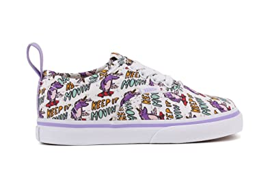 6bf71450b229 Vans Girls  Authentic Elastic LACE-K