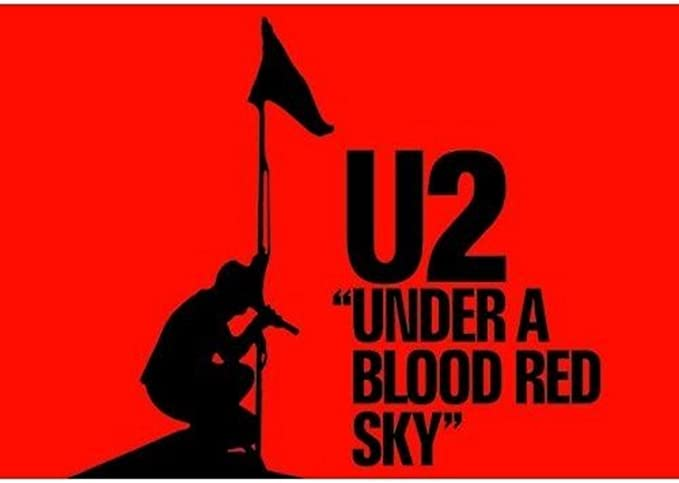 U2 France Postcard