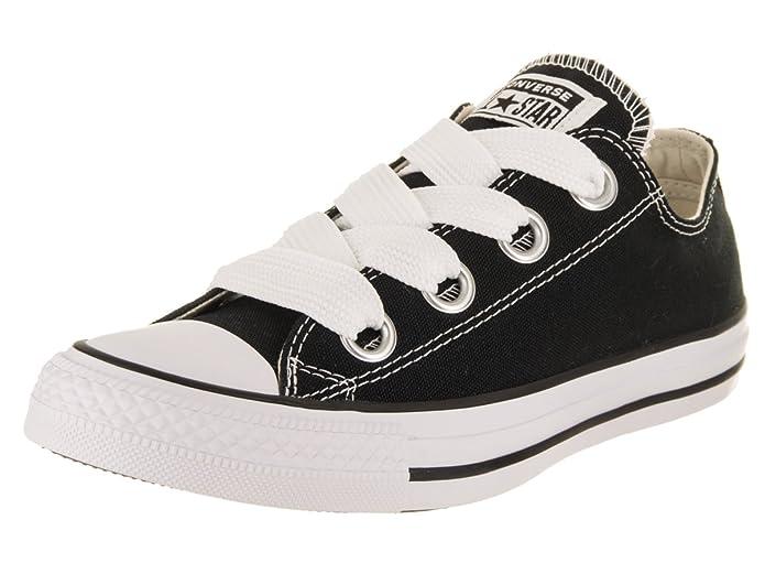 Converse Chuck Taylor (Chucks) All Star Sneaker Damen Große Ösen Schwarz