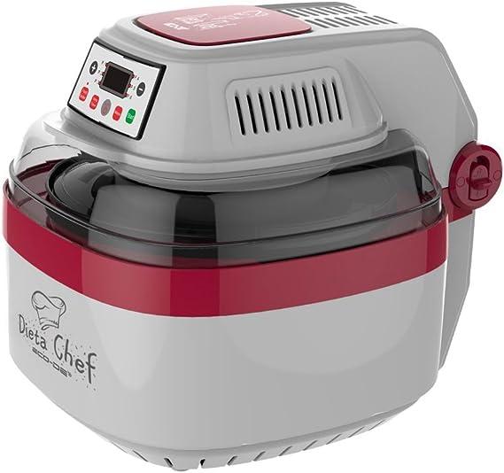 ECO-DE Robot de Cocina con 7 Accesorios, 8 litros Dieta Chef: Amazon.es