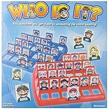 Pressman Toy Who Is It? Board Game