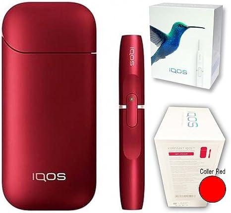 限定カラー ボルドーレッド IQOS 欧州限定アイコス 最新パッケージ (赤) [並行輸入品]