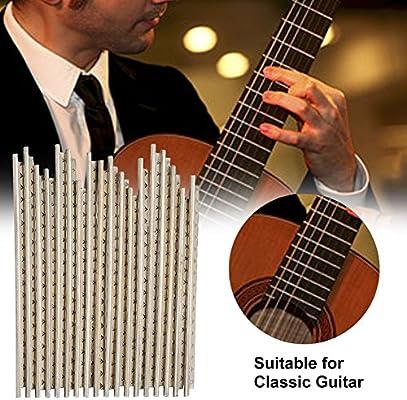 Traste de Guitarra clásica de 18 Piezas traste 2.0mm Alambre de ...
