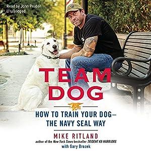 Team Dog Audiobook