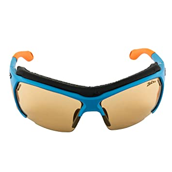 3a8f13c5a3 Julbo Trek Motorbike Riding Goggles (Blue and Orange): Amazon.in: Car &  Motorbike
