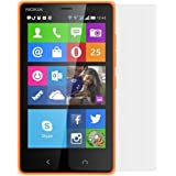 SNOOGG Nokia Lumia 625Full Body Tempered Glass Screen Protector [ Full Body Edge to Edge ] [ Anti Scratch ] [ 2.5D Round Edge] [HD View] - White