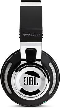 Refurb JBL Synchros Powered Over-Ear Chrome Edition Headphones