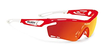 Rudy Project Tralyx Glasses White Gloss/Multilaser Blue 2017 Fahrradbrille roCS67