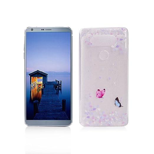 50 opinioni per Cover LG G6 Custodia TPU Silicone OuDu Cover LG G6 Cassa Gomma Soft Silicone