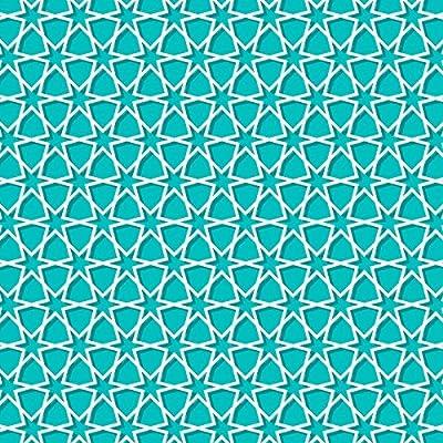 Patrón marroquí vinilo hojas mediterráneo impresiones 4 + 1 Pack | África Marruecos impreso patrón para Silhouette Cameo CriCut Craft Cortador | Comparable a Your Design Oracal 651 para adhesivos de letras: Amazon.es: Juguetes y juegos