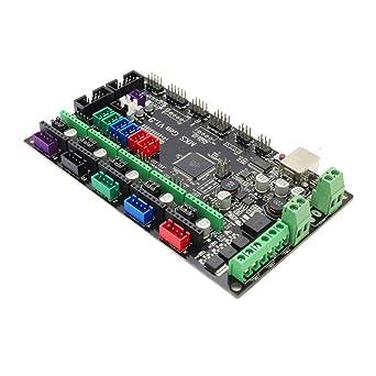 Amazon.com: Panel controlador para impresora 3D MKS-Gen V1.3 ...
