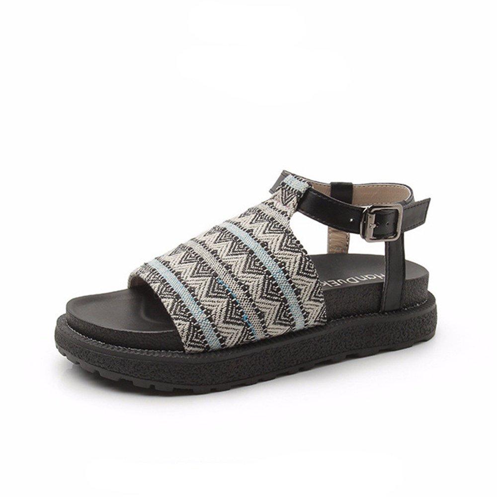 adf08e0e4189 24XOmx55S99 Women s Summer Fashion Open Open Open Toe Platform Sandals  Beach Shoes B07CDDF7NS Platforms   Wedges 15a41b