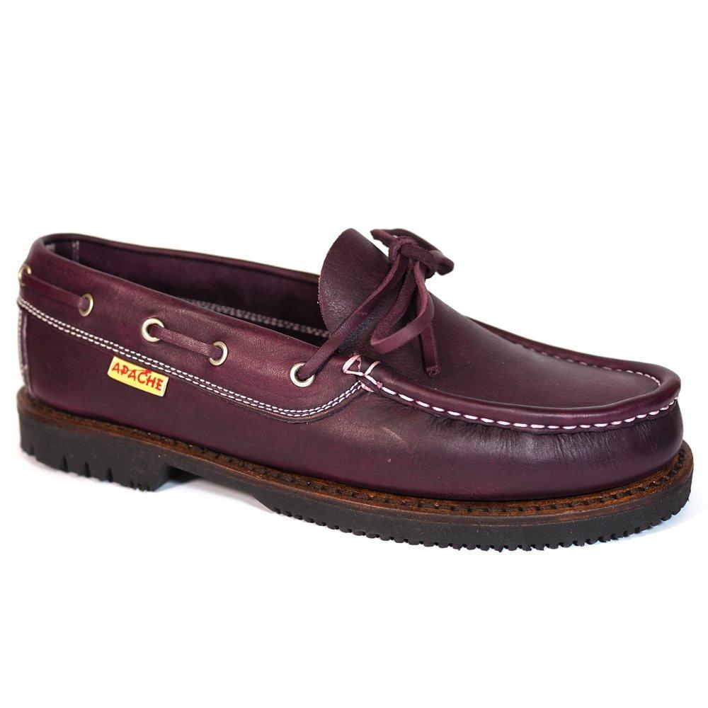Zapatos Apache 412 Burdeos 44 EU|Burdeos Zapatos de moda en línea Obtenga el mejor descuento de venta caliente-Descuento más grande