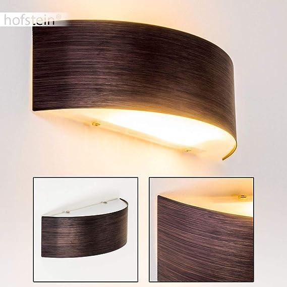 Moderna Lámpara de pared Modelo Lesina L salida iluminación ...