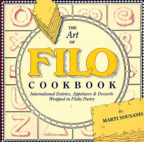 The Art of Filo (Dough Art)