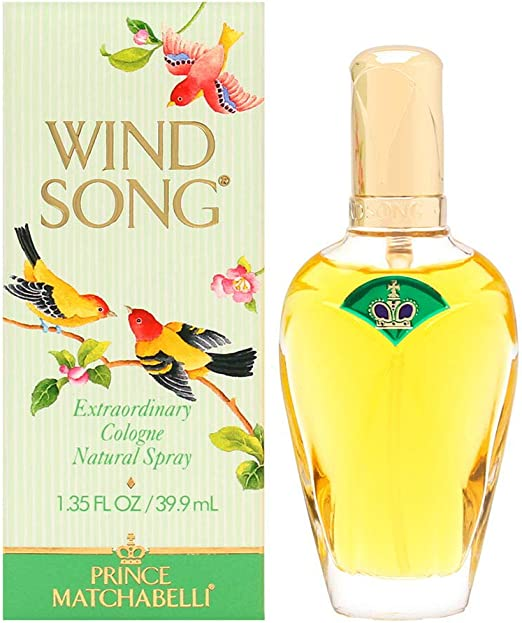 Prince Matchabelli Wind Song Cologne