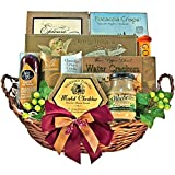 Best Art of Appreciation Gift Baskets Birthday Gifts For Grandmas - Grand Edition Gourmet Food and Snacks Gift Basket Review