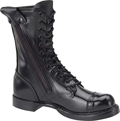 Amazon.com: Corcoran Men's 10 Inch Side Zipper Jump Work Boot: Shoes