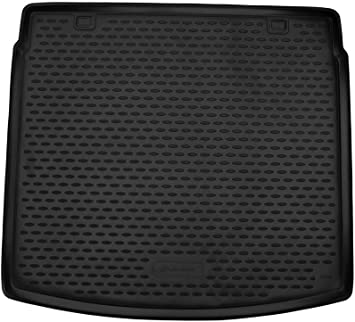 Element EXP.ELEMENT3D1897210k Tailored Custom Fit 3D Rubber Floor Mats for Chevrolet Colorado 2012 Black