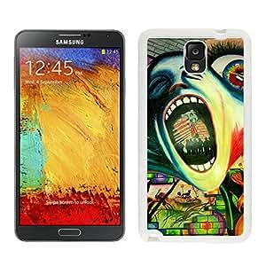 New Unique DIY Antiskid Skin Case For Samsung Note 3 Pink Floyd Samsung Galaxy Note 3 White Phone Case 354 Samsung Galaxy Note3 White Phone Case 353