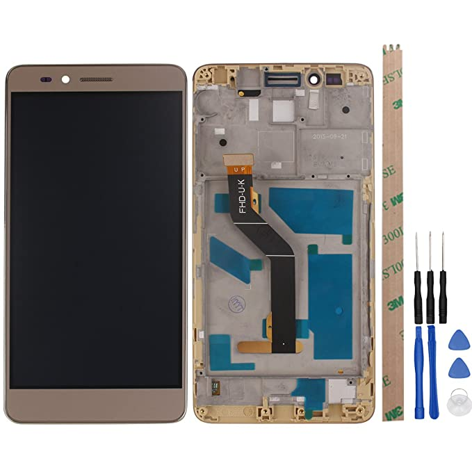 HYYT Replacement for Huawei GR5 Honor 5x Play 5X KIW-L24 AL20 AL10 L23 L22  TL00 LCD Display and Touch Screen Digitizer Glass Replacement Full Assembly