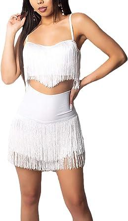 Mujer 2 Juegos Set Chalecos Y Faldas Elegantes Moda Vintage ...