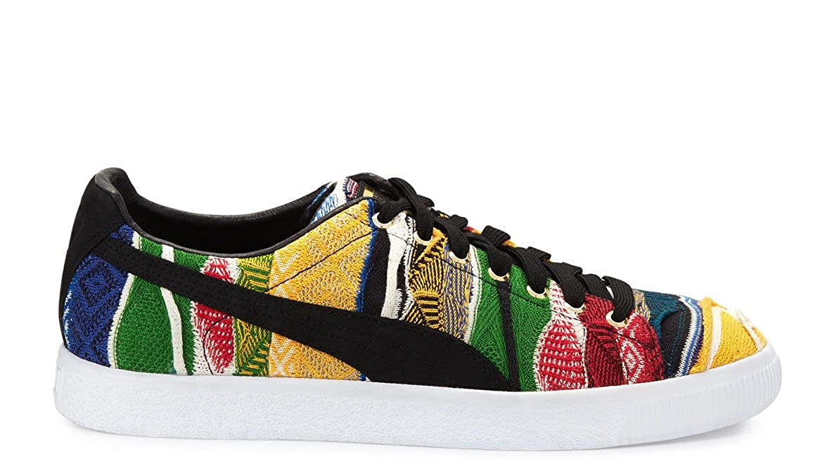 PUMA Coogi x Clyde Sweater 364907 01 Coogie Multi Mens Size 13 us