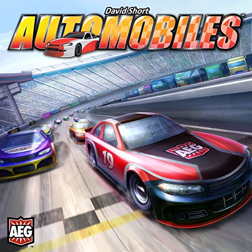 AEG Automobiles Game Board Games