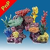 Instant Reef Artificial Coral Reef for Aquarium Decor