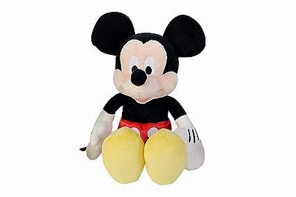 Simba 6315872638 Disney Plüsch Mickey Maus, 35 cm