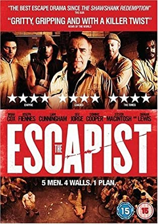 The Escapist 2008 DVD By Brian Cox