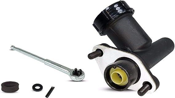 Clutch Master Cylinder works with Ford F150 F250 F350 Bronco E-150 E-250 E-350 Econolinecustom Eddie Xl Xlt 1988-1991 4.9L L6 5.0L 5.8L 7.5L V8 Gas Ohv Naturally Aspirated
