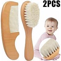MZY1188 Cepillo para el Cabello del bebé