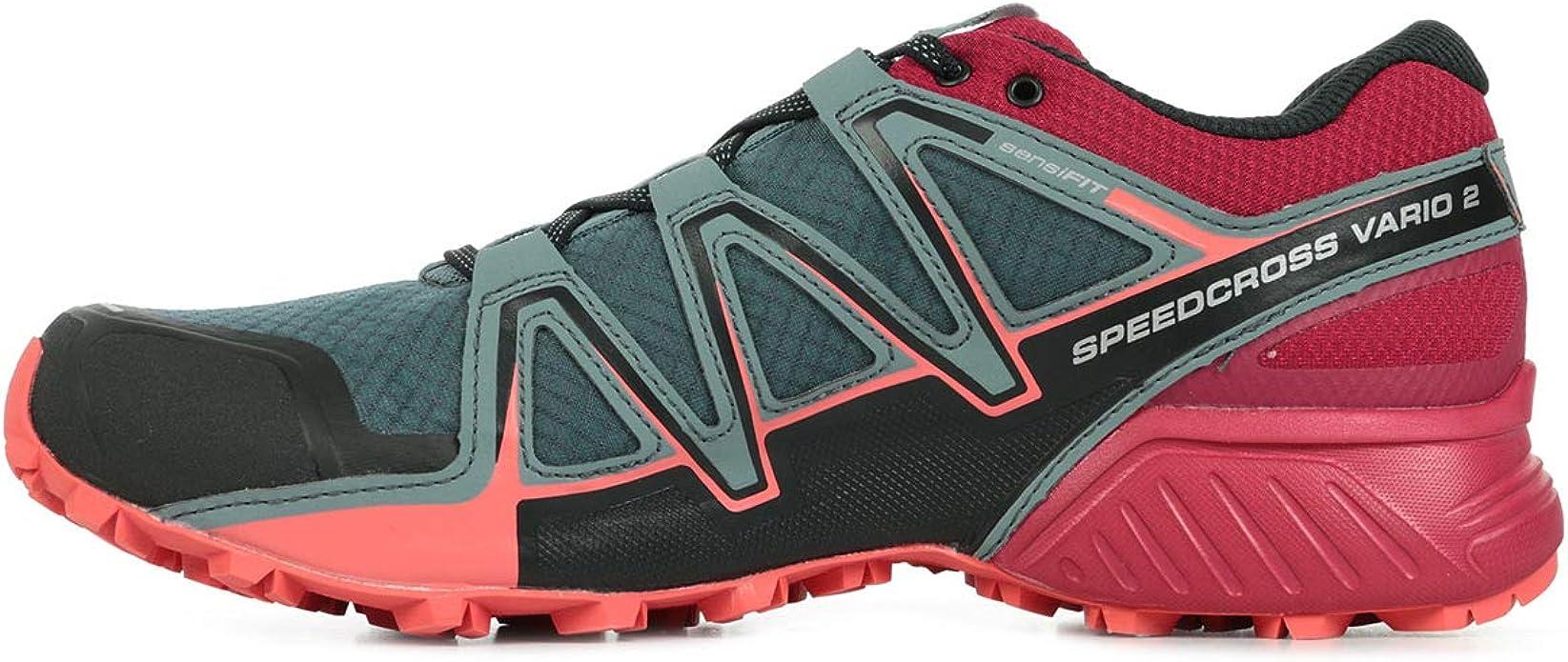 SALOMON Speedcross Vario 2 W, Zapatillas de Running para Asfalto para Mujer: Amazon.es: Zapatos y complementos