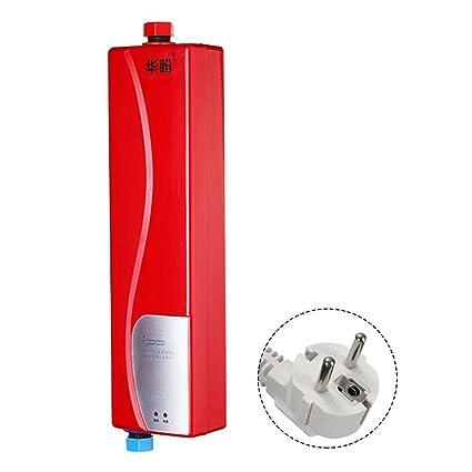 Calentador de agua eléctrico universal de la máquina de calentamiento instantáneo del tipo po para el