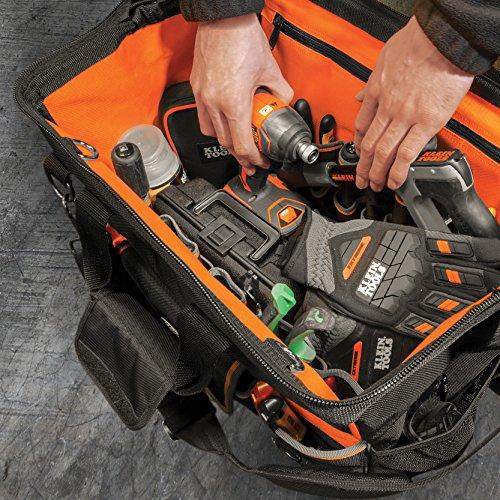 Klein Tools Tradesman Pro Wide-Open Tool Bag 55469