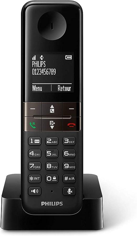 Philips Dect T, Teléfono Inalámbrico: Amazon.es: Electrónica