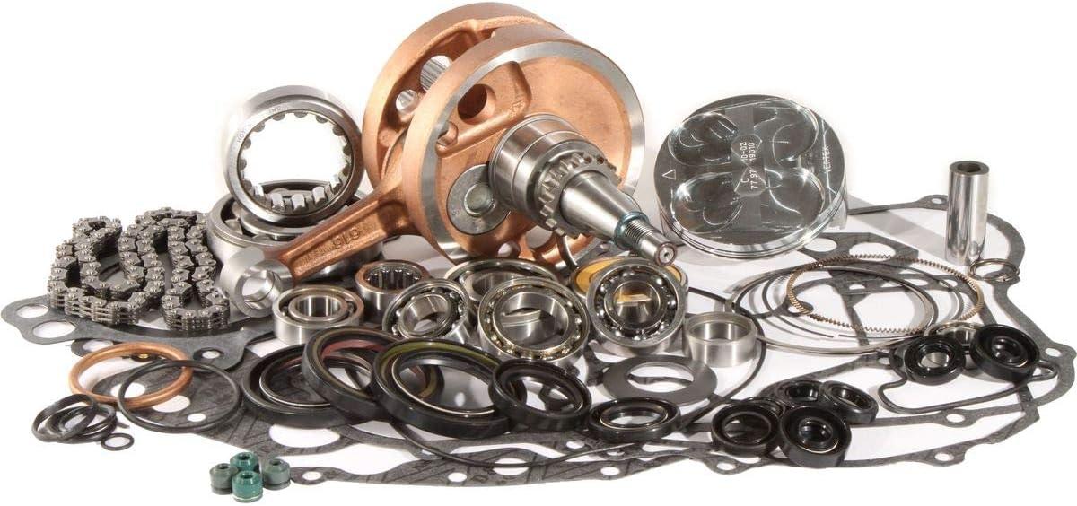02-04 Honda CR 250R WR101-015 Wrench Rabbit Complete Engine Rebuild Kit for