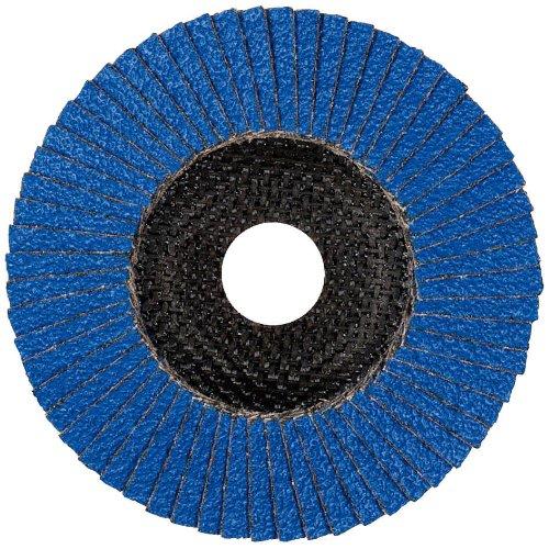 Flap Disc 115mm P60 Zirconium. Per 5 discs. Abtec