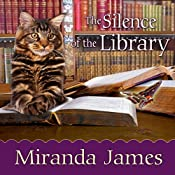 The Silence of the Library: Cat in the Stacks, Book 5 | Miranda James