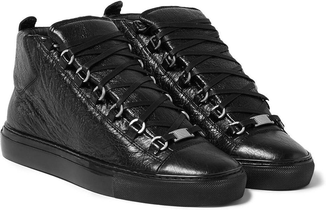 balenciaga arena all black