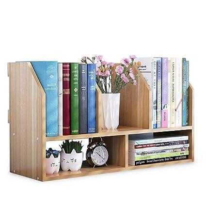 pour Bibliothèque de table Bibliothèques Étagère rangement J3TKlFc1
