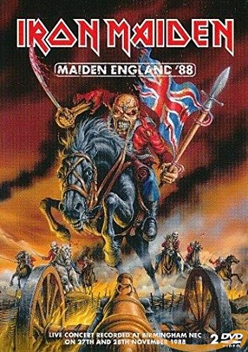 Maiden England - PAL FORMAT ()