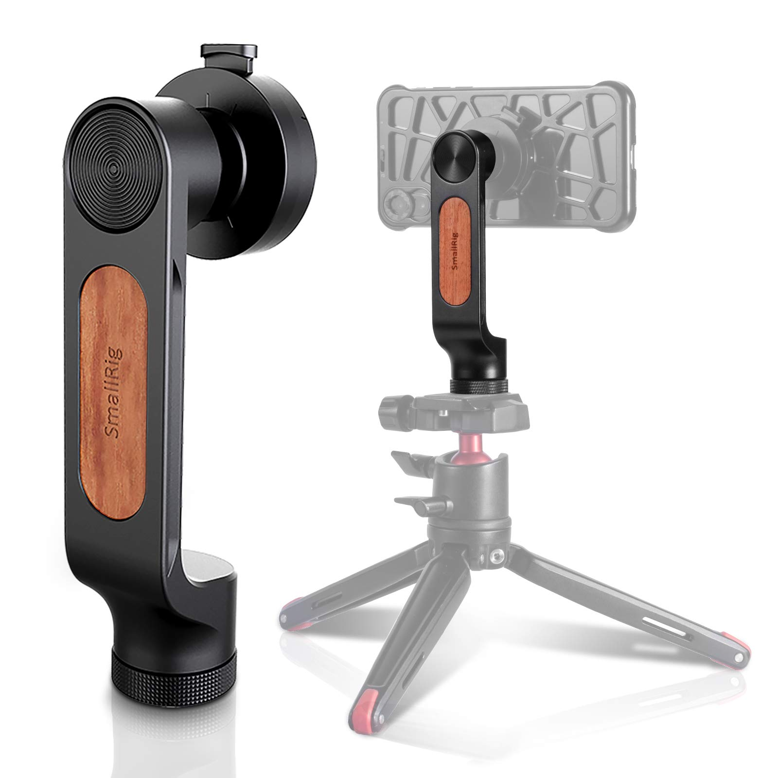 SMALLRIG Tripod Mount Head for SMALLRIG Smartphone Pocket Cage - BSP2380 by SMALLRIG
